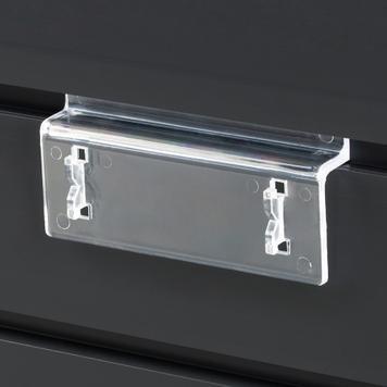 Система за стенен монтаж на табели