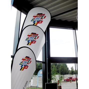 Лента за биийч флаг