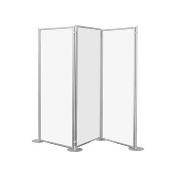 "Рекламна стена ""Multi""с алуминиеви сглобяеми рамки"