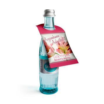 Промоционална торбичка за окачване на бутилки