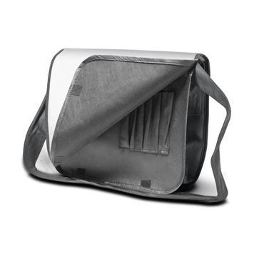 """Чанта за през рамо """"Frankfurt"""" от нетъкан полипропилен"""