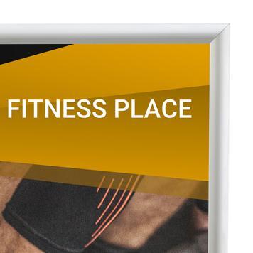 "Рамка за картина ""Gallery-Fine"", от алуминий"