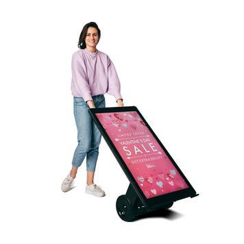 """Цифрова рекламна табела """"Outdoor"""
