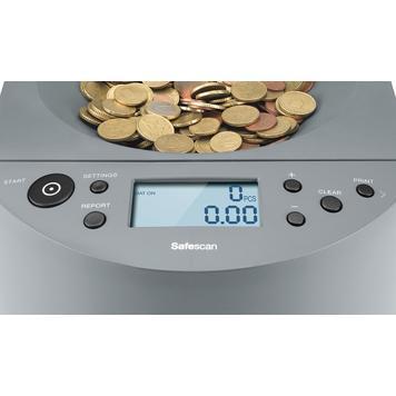 Safecan 1450 брояч и сортировач на монети