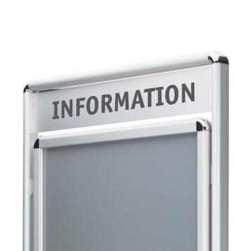 """Стойка за плакати """"Info"""""""
