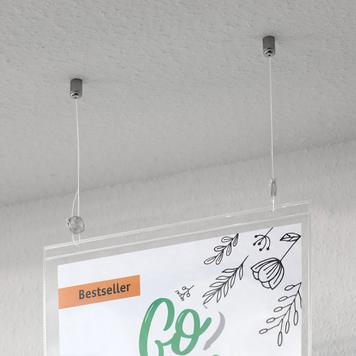 """Комплект за окачване от таван """"Spiderflex"""""""