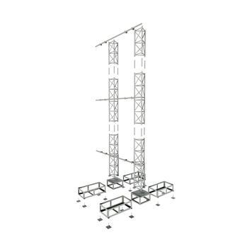"""Информационна табела за строежи """"Fascia II"""""""