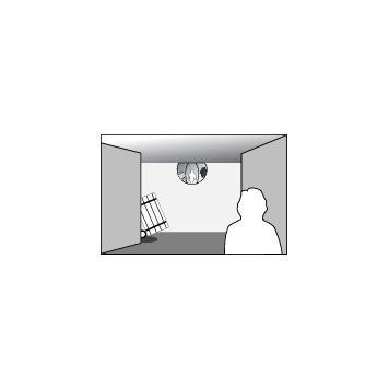 Огледало за наблюдение 360°