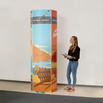 Информационен стълб Allround